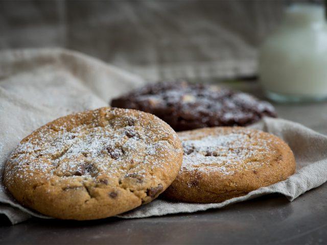 La recette des cookies de Levain Bakery