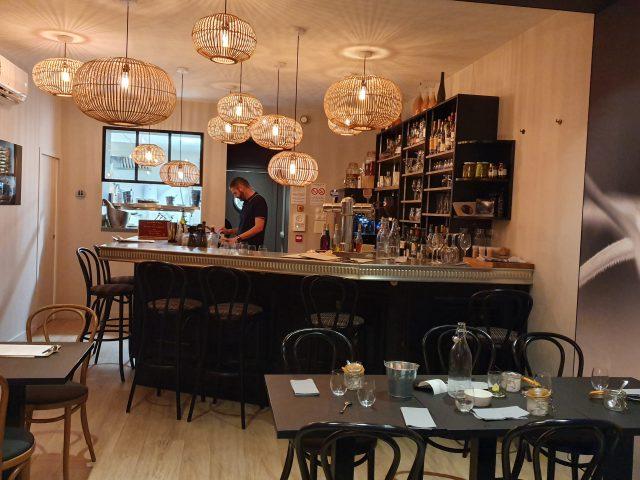Côté Zinc, bistrot chic et bar à vins à Bordeaux Bastide