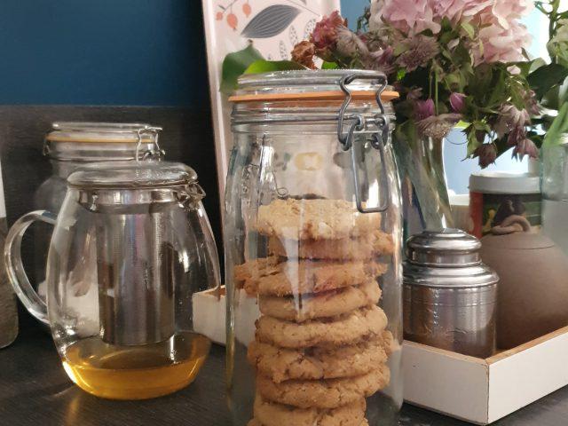 Cookies pour les goûters de l'école
