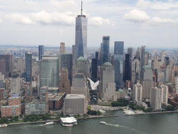 Survol en Hélicoptère de New-York