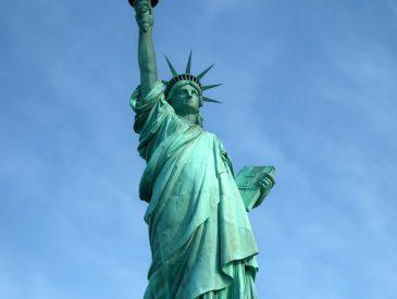 New-York : La Statue de la Liberté et Ellis Island (jour 1)
