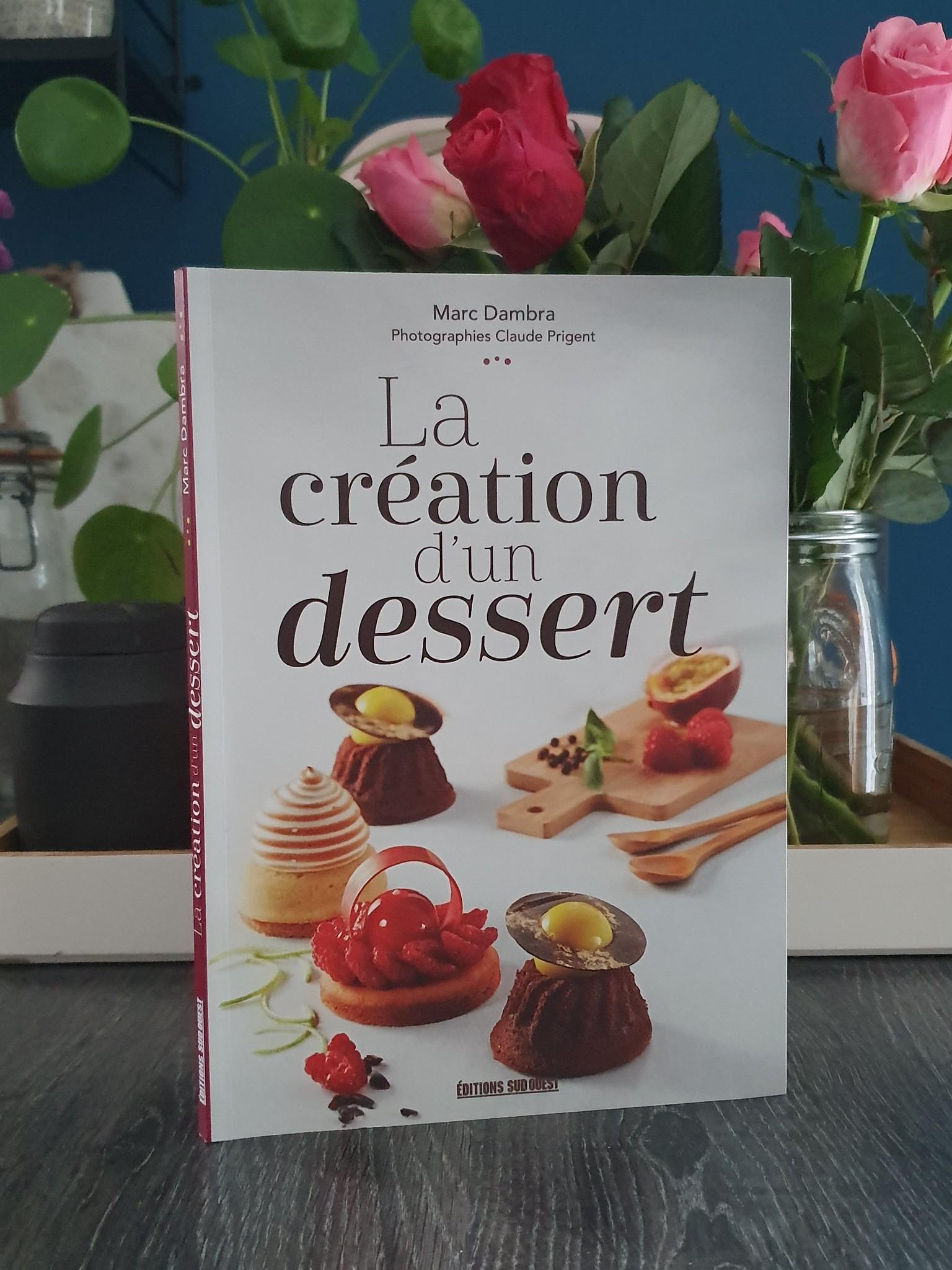 La Création d'un dessert, Marc Dambra