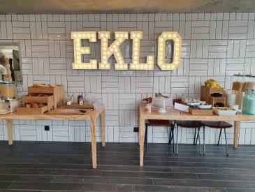 Le brunch du dimanche chez Eklo, Bordeaux