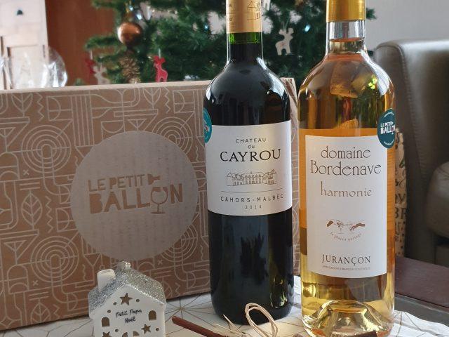 Un coffret cadeau vin pour Noël