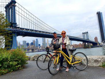 Brooklyn à vélo, New-York