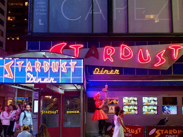 Ellen's Stardust Diner, New-York
