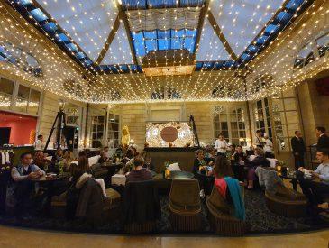 Un goûter de rêve au Grand Hôtel de Bordeaux