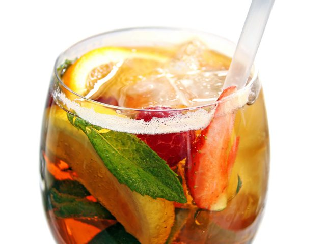 Cocktail Pimm's Royal