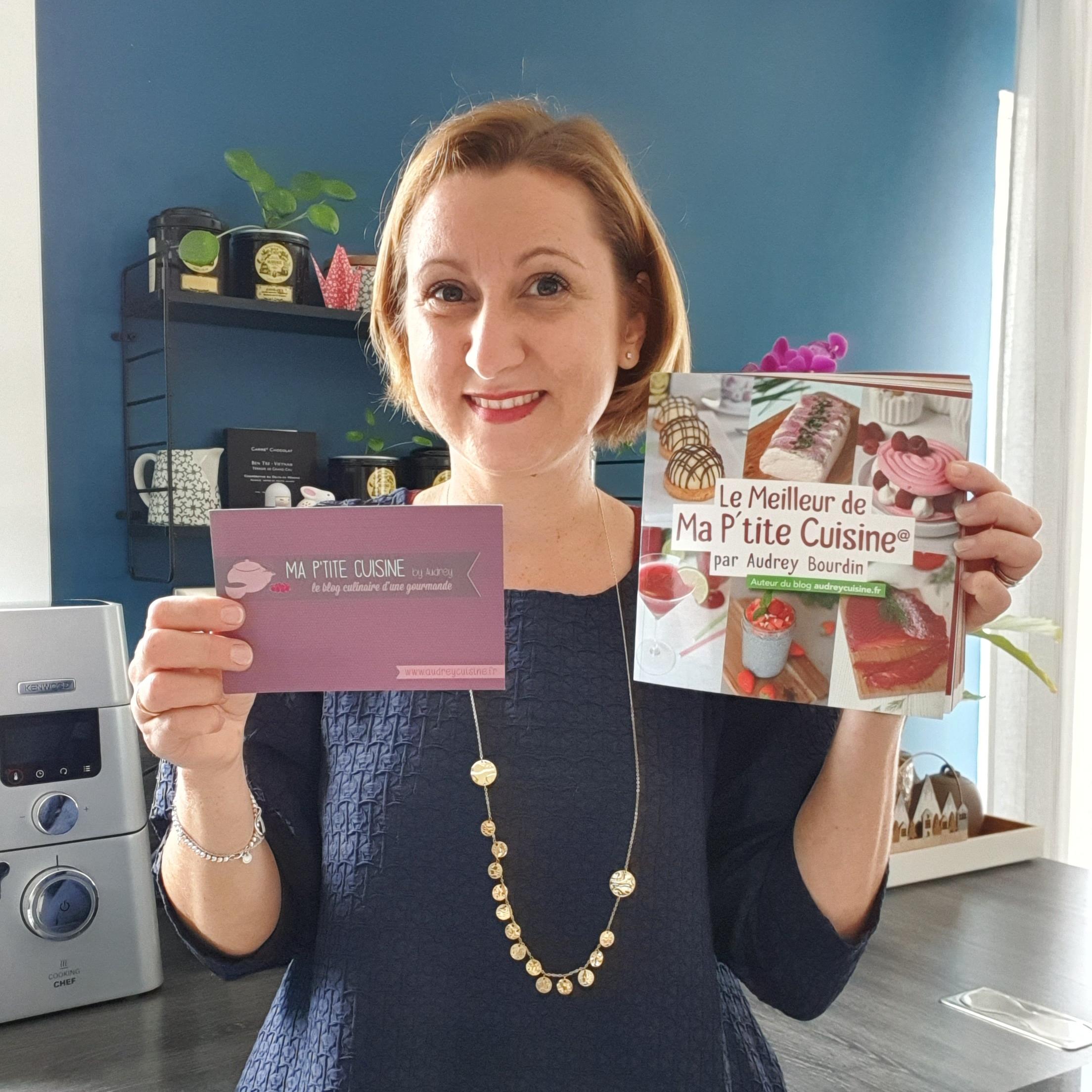 Carte Cadeau Audrey Cuisine