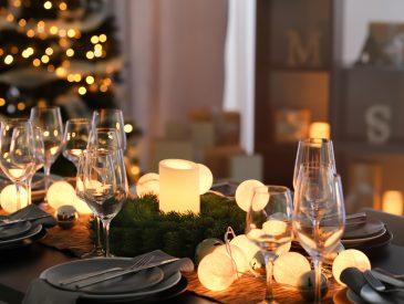 Index des recettes d'entrées pour Noël