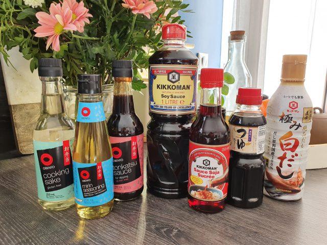 Quels produits Japonais acheter en supermarché asiatique ?