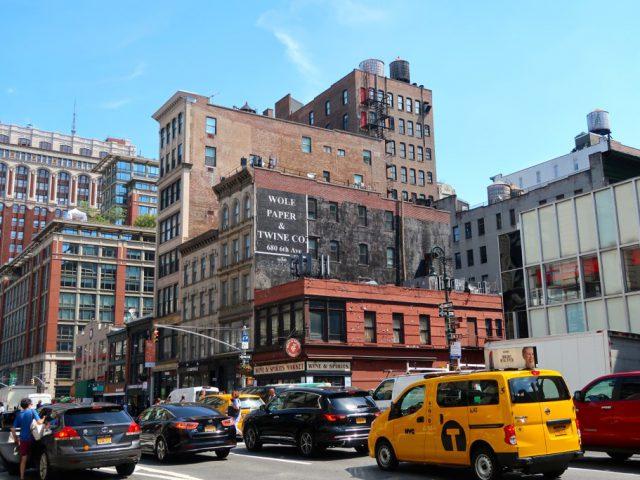 Chelsea & Greenwich Village, New-York