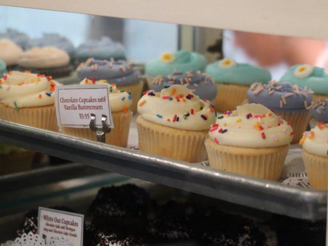 Cupcakes et Cheesecakes de Magnolia Bakery à New-York