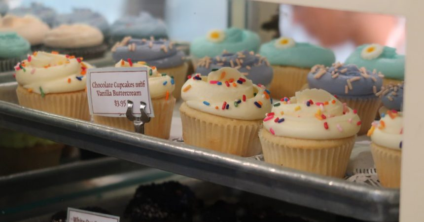 Cup Cake Vanille Magnolia Bakery