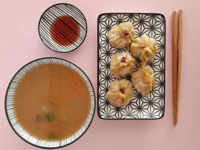 Raviolis chinois au Cook-Expert