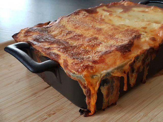 Ma recette rapide des lasagnes à la bolognaise