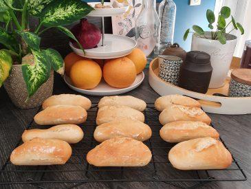 Mes petits pains maison